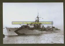 rp00849 - Royal Navy Warship - HMS Teazer R23 - photo 6x4