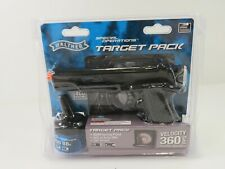 017- Walther Target Pack 45WP Spring Operated BB Gun Set