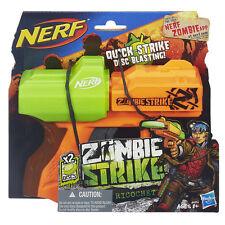 NERF Zombie Strike Ricochet Blaster Disc Launcher - FAST POST! AUSSIE STOCK!