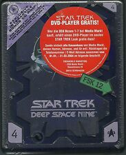 Star Trek Deep Space Nine Season 4 Hartbox Deutsche Ausgabe Neu OVP Sealed OOP