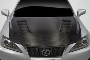 08-14 Lexus IS-F TS-2 Carbon Fiber Creations Body Kit- Hood!!! 114416