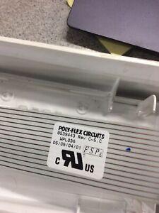 Kenmore Dishwasher Control Panel Part #  8539443