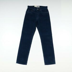 Jeans Levi's 451 Cord Jeans (NV130) W31 L34 Nuovo Deadstock Unisex Vita Alta