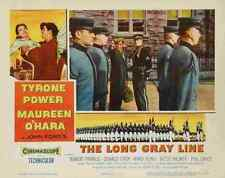 Long Gray Line The 03 Film A3 Poster Print
