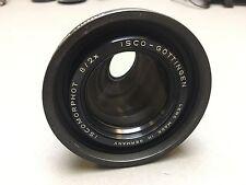 Isco-Göttingen Iscomorphot 8/2x Single Focus Anamorphic Lens