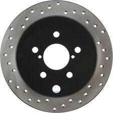 StopTech Disc Brake Rotor Rear Right for Impreza / XV Crosstrek / Crosstrek