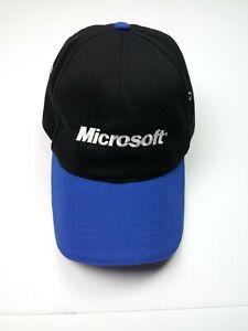 Vintage Microsoft Windows Strapback Dad Hat Cap