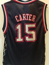Vince Carter New Jersey Nets NBA ADIDAS Jersey Youth MEDIUM