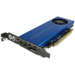 HP L08434-001 AMD Radeon Pro WX 3100 4GB Mini/Standard DP Video Graphics Card