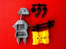 1982 EU ROBOTER 2   noch unbebaut Teile am Steg!!!