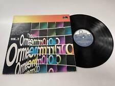 LE ORME VOL.2 LP ITALY 1977
