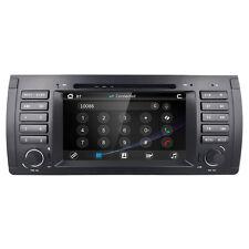 Car DVD Player GPS sat nav stereo radio for BMW X5 Series E38 E39 E53 BT RDS BT