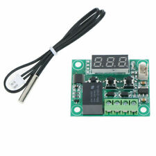 DC 12V -50-110℃ digital thermostat Cool Heat Temperature Controller thermometer