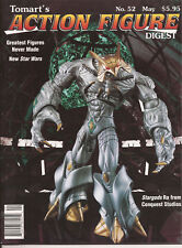 TOMART'S ACTION FIGURE Digest #52 May 1998 Star Wars Ghost WWF X-Men