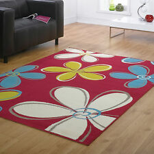 English Floral Contemporary Rugs
