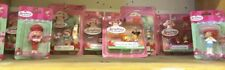 *NEW Vintage Lot of Strawberry Shortcake Dolls and Charms, Original Packaging