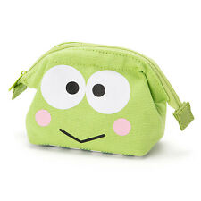 2017 Sanrio Keroppi Frog Coins Bag Wallet Pouch (15×5×9cm) Free P+P