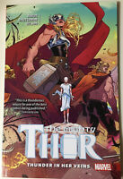 Marvel Comics The Mighty Thor VOL 1 Thunder in Her Veins TPB JASON AARON