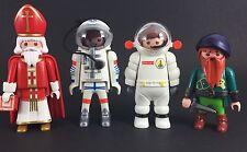 playmobil romans Viking Skeleton Knight 2017 lot custom toys Astronaut L@@k 1