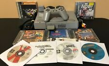 Sony PlayStation 1 PS1 SCPH-9001 Console Bundle - 9 Games + Controller + MORE