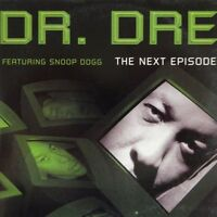 DR.DRE ft. SNOOP DOGG : THE NEXT EPISODE - [ CD SINGLE ]