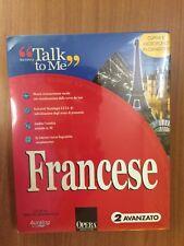 corso di lingua francese avanzato - talk to me - ed. opera ancora blisterato