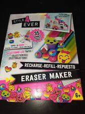 Style 4 Ever Eraser Maker Brand New Boxed