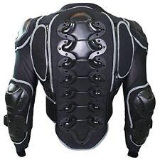 German Wear Giacca con Protezioni per Moto Nero M