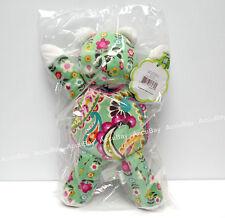 1 - Bear TUTTI FRUTTI Vera Bradley 100% Authentic NWT Stuffed Animal Teddy Bear