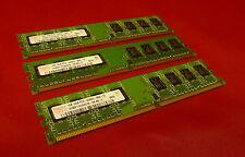 3GB KIT hymp112u64cp8-s6 ab-c DDR2 Non-ECC Desktop Memory Ram pc2-6400u-666-12