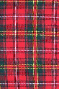 Acrylic Wool Men Scottish Kilt Hay Modern Tartan