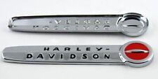 "ORIGINALE HARLEY-DAVIDSON EMBLEMA SERBATOIO ""Harley-Davidson * 61769-47t Set *"