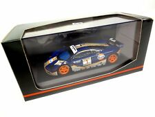 McLaren F1 GTR 1:43 die cast Model by MiniChamps Gulf LeMans Racing Car Ltd Ed