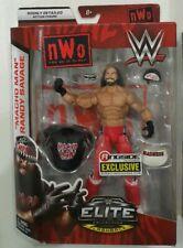 WWE MATTEL ELITE SERIES MACHO MAN RANDY SAVAGE NWO WOLF PACK RINGSIDE BRAND NEW