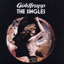 GOLDFRAPP THE SINGLES CD ALBUM ( Very Best Of / Greatest Hits)