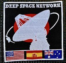 """JPL NASA DEEP SPACE NETWORK PATCH- 3.5"""""""