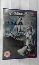 PS2 SONY PLAYSTATION 2 TRAPT TECMO UK