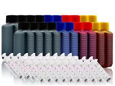 2000ml Nachfülltinte Drucker Tinte für CANON MG3053 MG3052 MG3051 MG2540 MG2940
