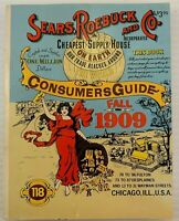 Sears, Roebuck and Co. Fall 1909 Reproduction Catalog