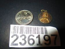 Religious Holy Medallion Pendant Charm Our Lady of perpetual help