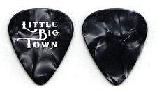 Little Big Town Gray Pearl Guitar Pick - 2006 Tour LBT