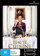 Haute Cuisine NEW PAL Arthouse DVD C. Vincent C. Frot J. d'Ormesson France