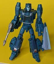 Blurr action figure Hasbro Transformers Titan's Return