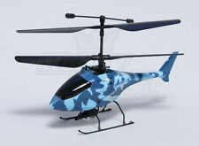 Nine Eagles Combat Twister Micro Coaxial Combat Helicopter - Blue (Mode 2) (RTF)