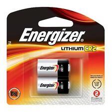 Energizer Cr2 3 Volt Lithium Batteries (2 Card)
