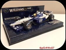 Williams BMW Fw24 HP R. Schumacher 2002 1 43 Model Minichamps