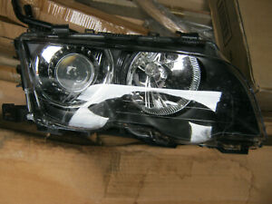 BMW 3 Series E46 Right hand Xenon headlamp - MHL2042 - 0301089676