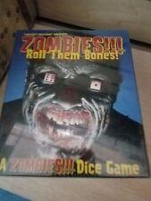 Zombies Rollo Them Bones Juego Dados - Twilight Creaciones de Mesa Nuevo