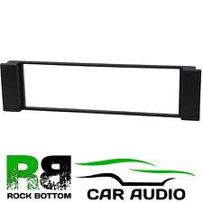 Seat Leon  MK1 2000 Onwards Single Din Car Stereo Radio Fascia Panel