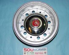 FIAT 500 F/L/R SERIE 4 CERCHI SCOMPONIBILI ALLUMINIO COPPE RUOTE ABARTH 4,5 x 12